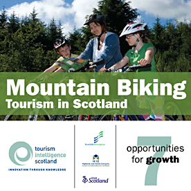 Mountain Biking - Tourism in Scotland